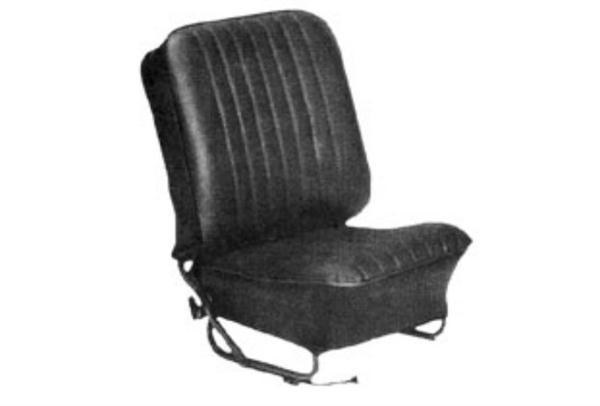 vw k fer cabrio bauj 54 55 innenausstattung sitz bezug. Black Bedroom Furniture Sets. Home Design Ideas